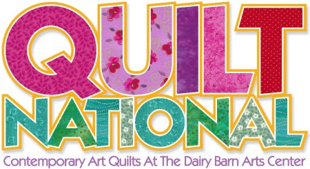 Quilt National Exhibit at the Dairy Barn Arts Center