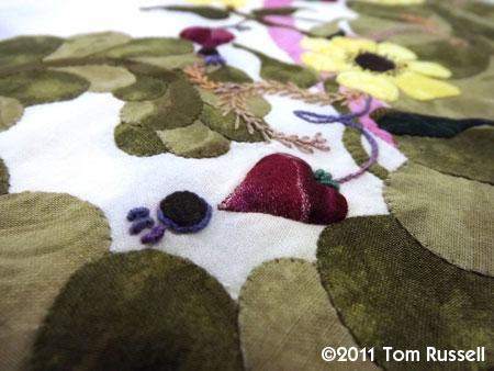 Sharon Schamber: Berry Close Up