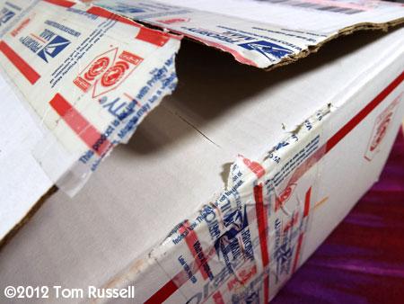 Magic Camera Monday: Shipping Box