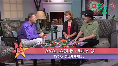 Tom, Alex & Ricky: The Quilt Show Trailer